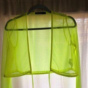 women's mesh top
